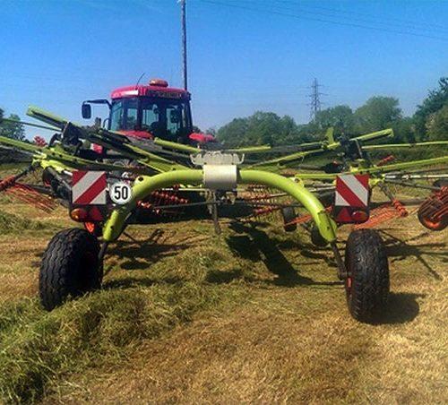 Claas Mower Grass Rake 2800-3